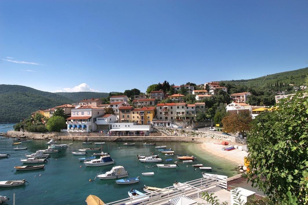 Vakantie Rabac Istrie