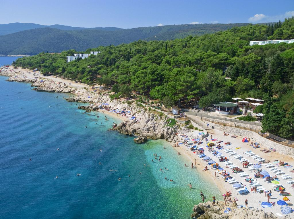 Rabac hotels en resorts