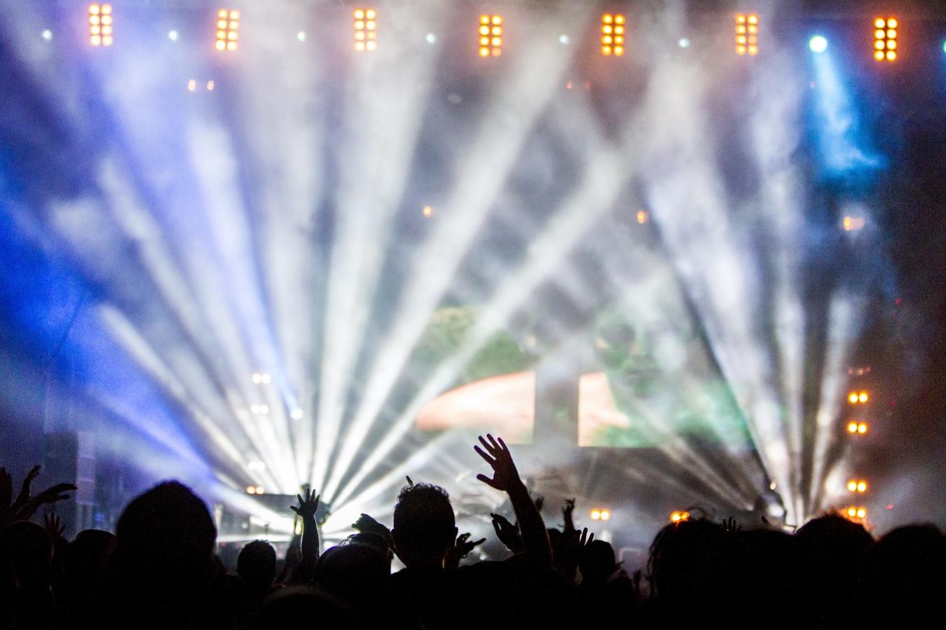 Beste muziekfestivals in Kroatie