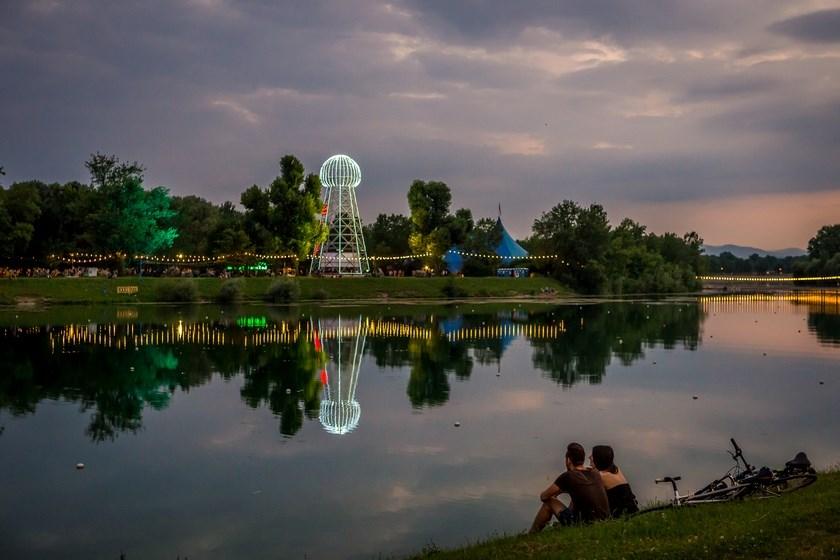 Muziekfestivals in Kroatie