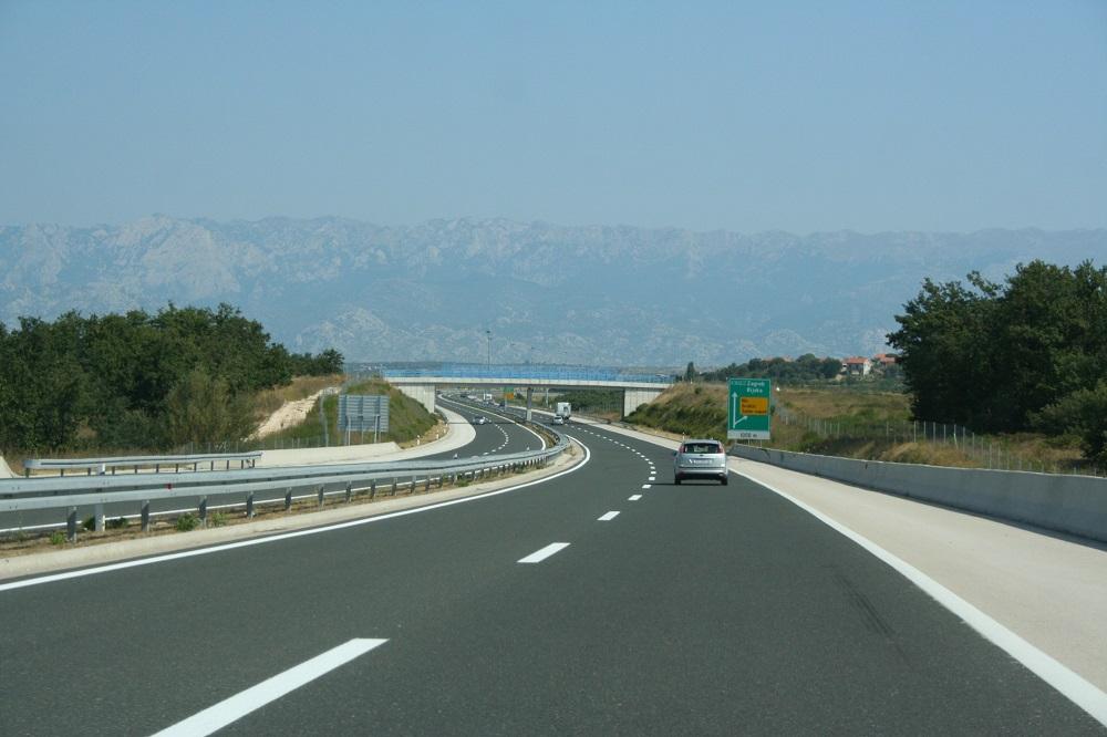 Snelweg Istrie