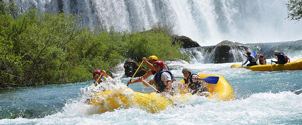 Avontuurlijke excursies in Kroatie