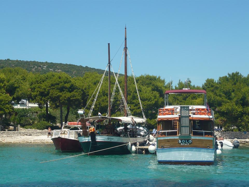 Bootexcursies in Kroatie