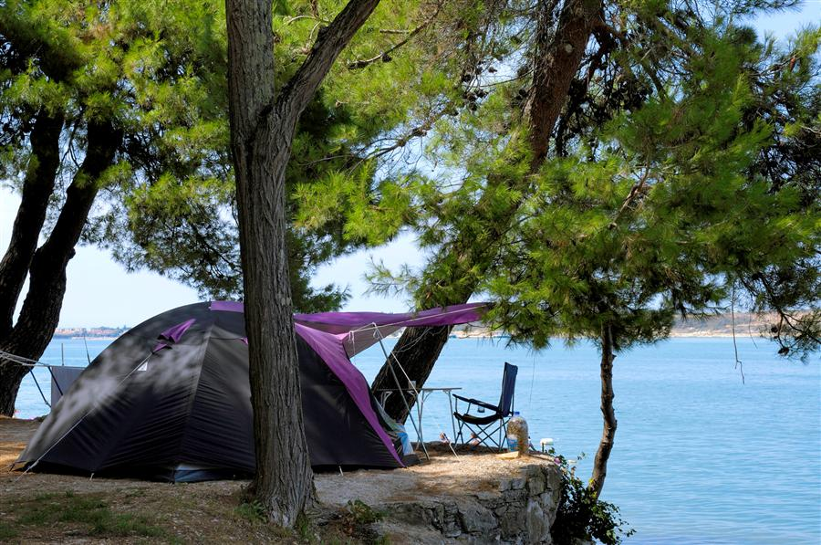 Campings in Dalmatie