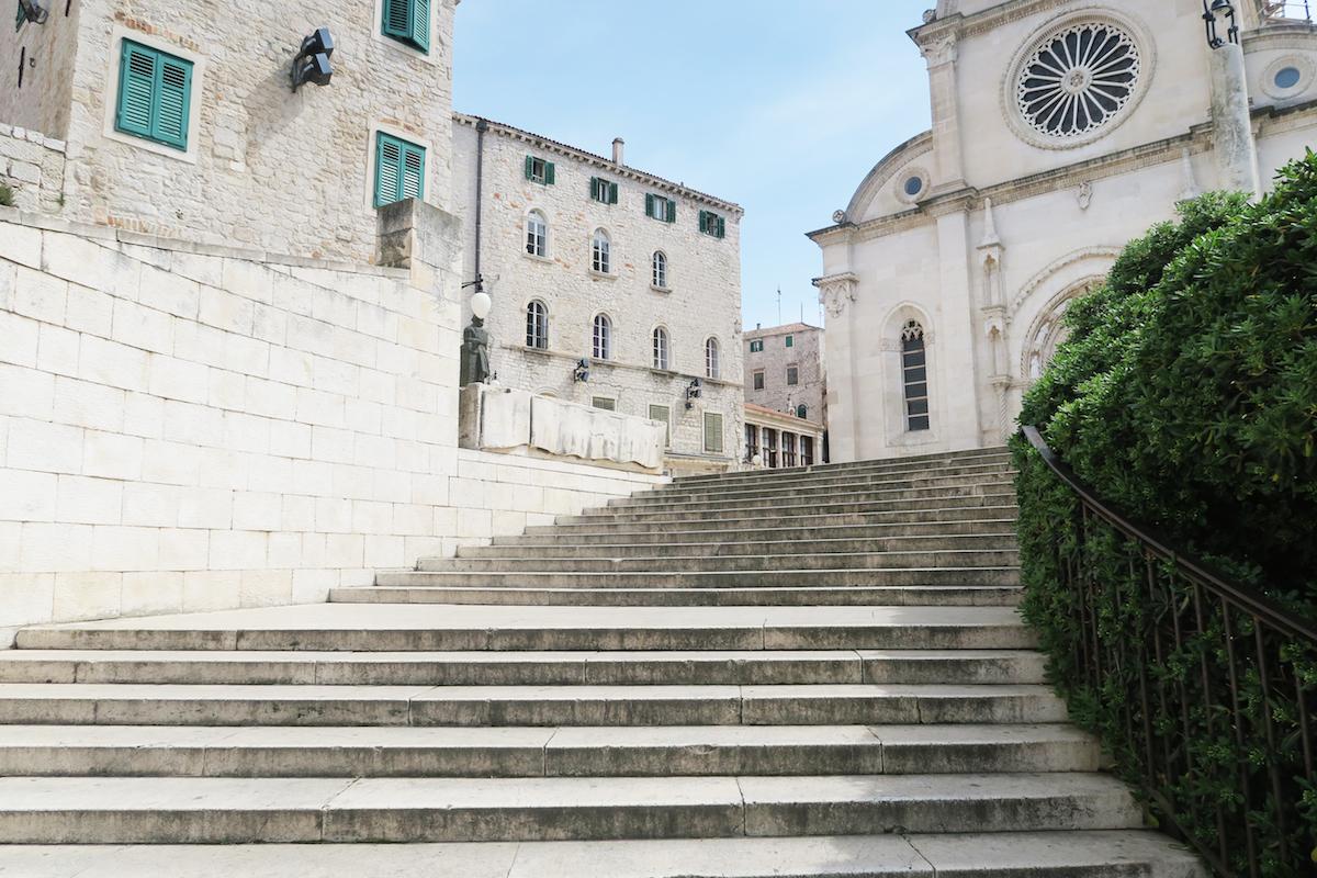 Toegankelijkheid steden in Kroatie