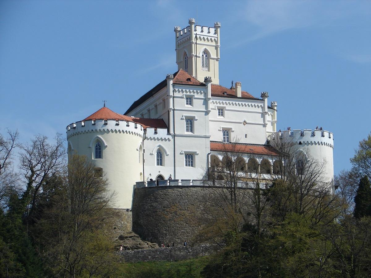 Trakošćan kasteel