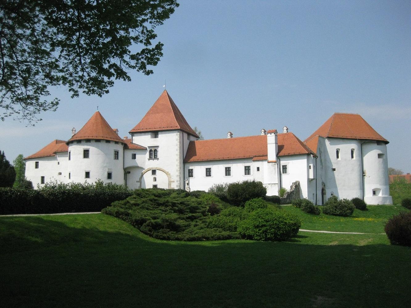 Varazdin kasteel