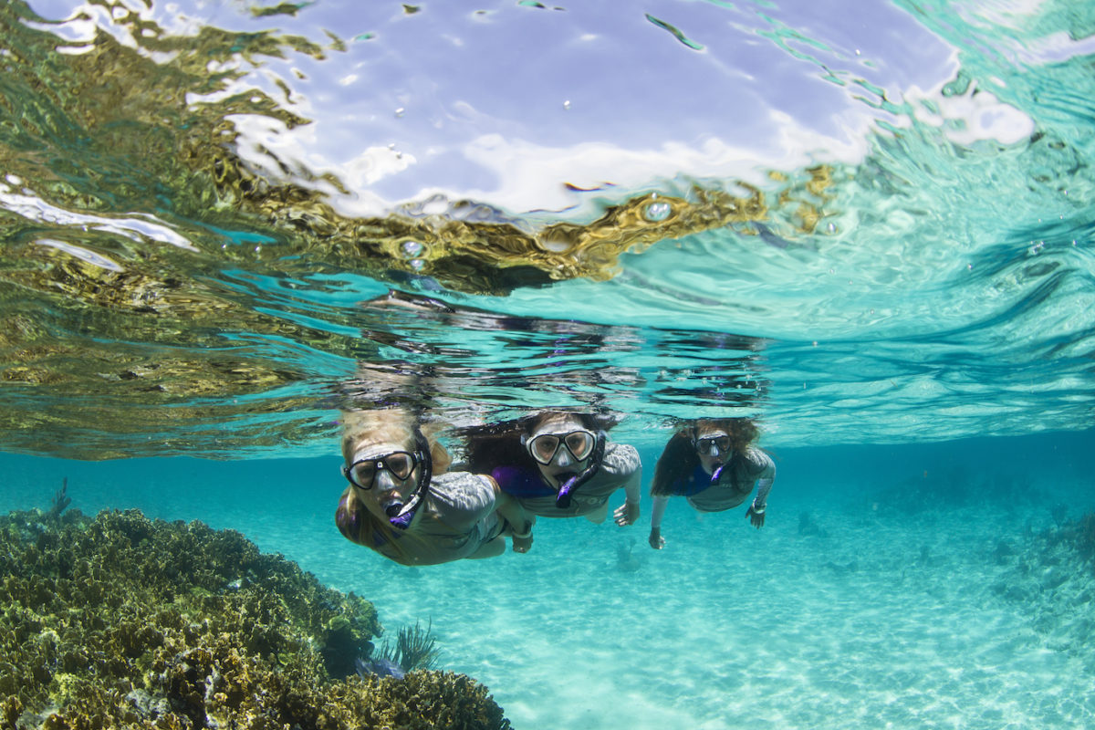 Snorkelen in Kroatie