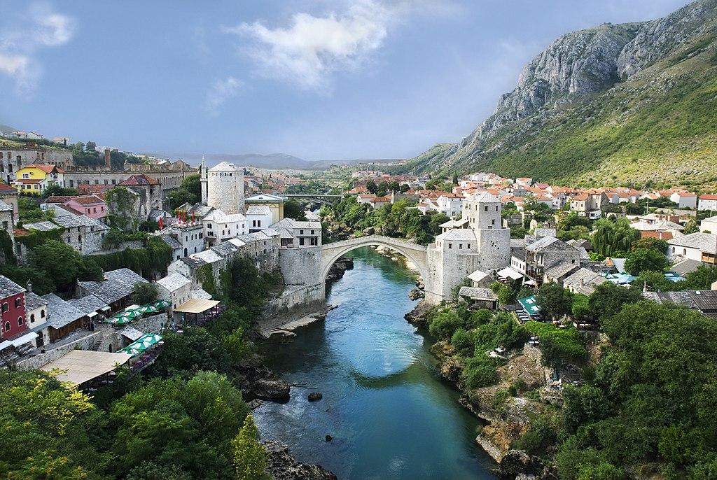 Mostar bezoeken