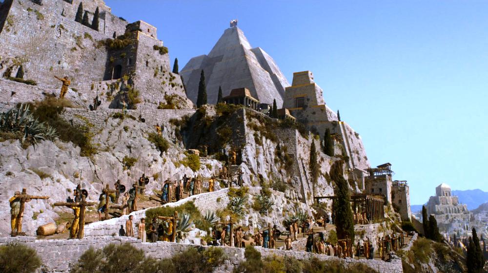 Fort van Klis Game of Thrones bezoeken