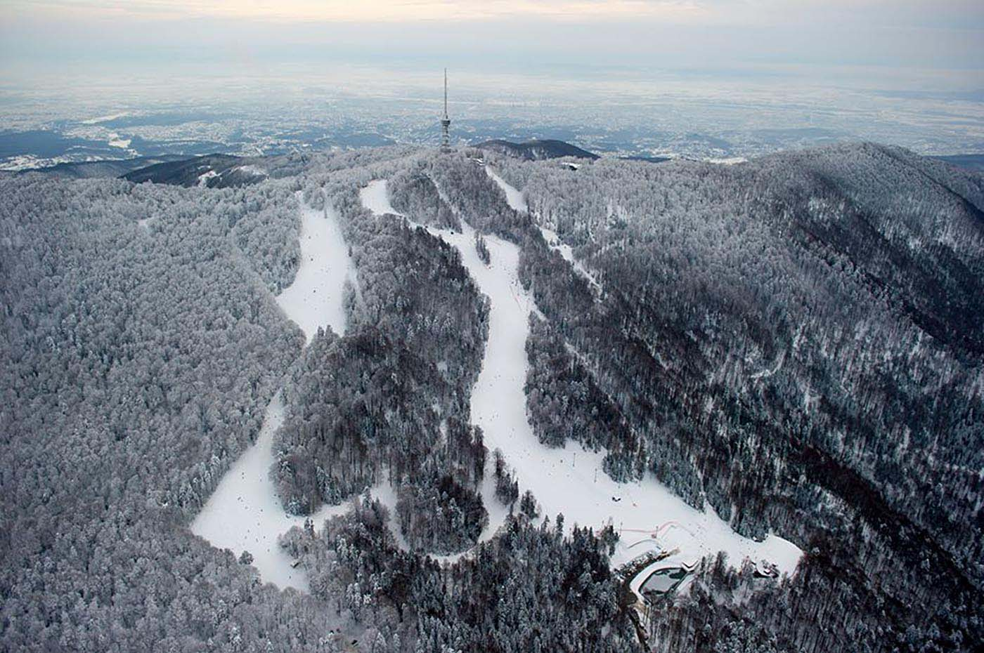 Skien in Kroatie