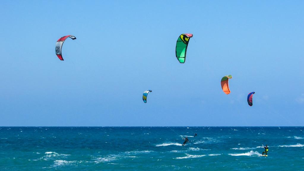 Kitesurfen in Kroatie