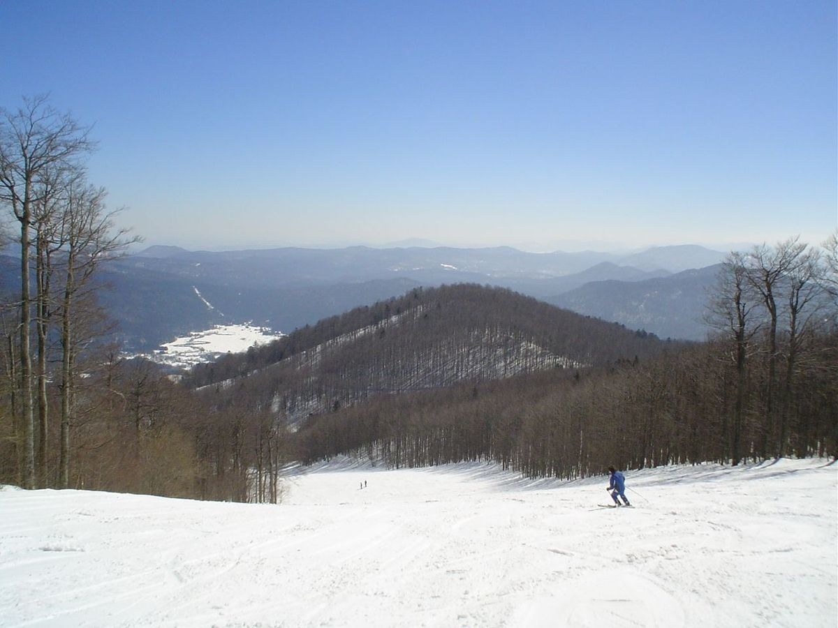 Bjelolasica wintersport