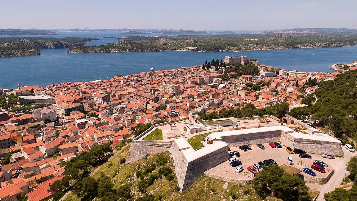 Barone fort Sibenik
