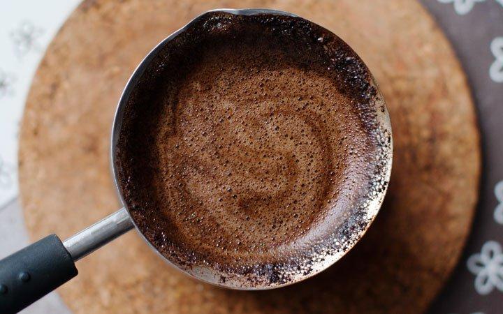 koffie in kroatie