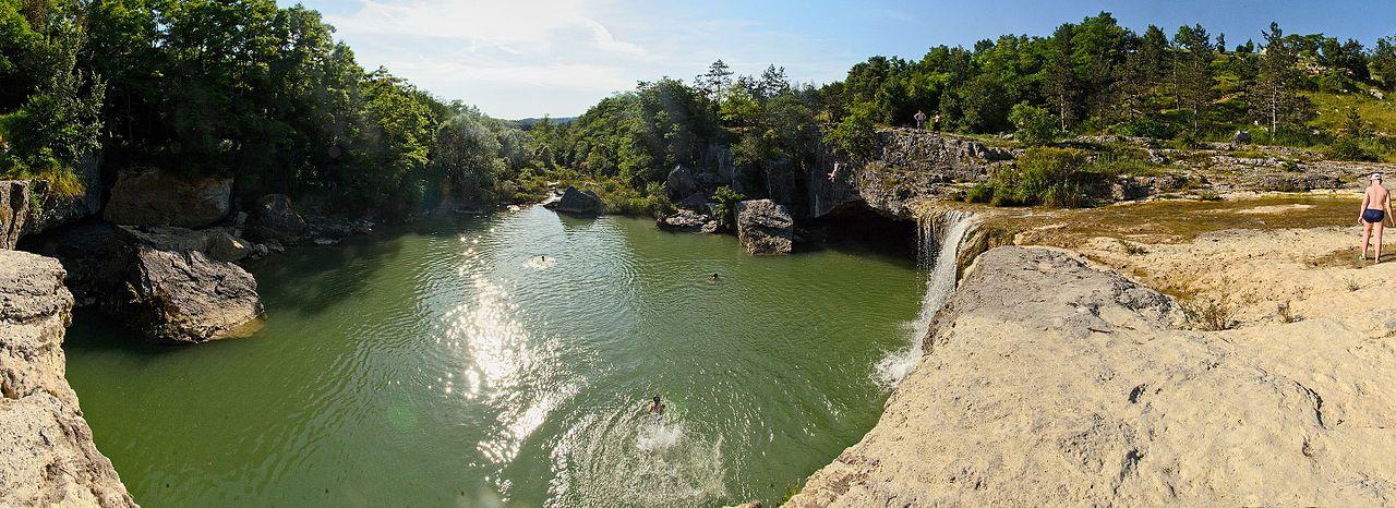 Waterval Zarecki Krov 2