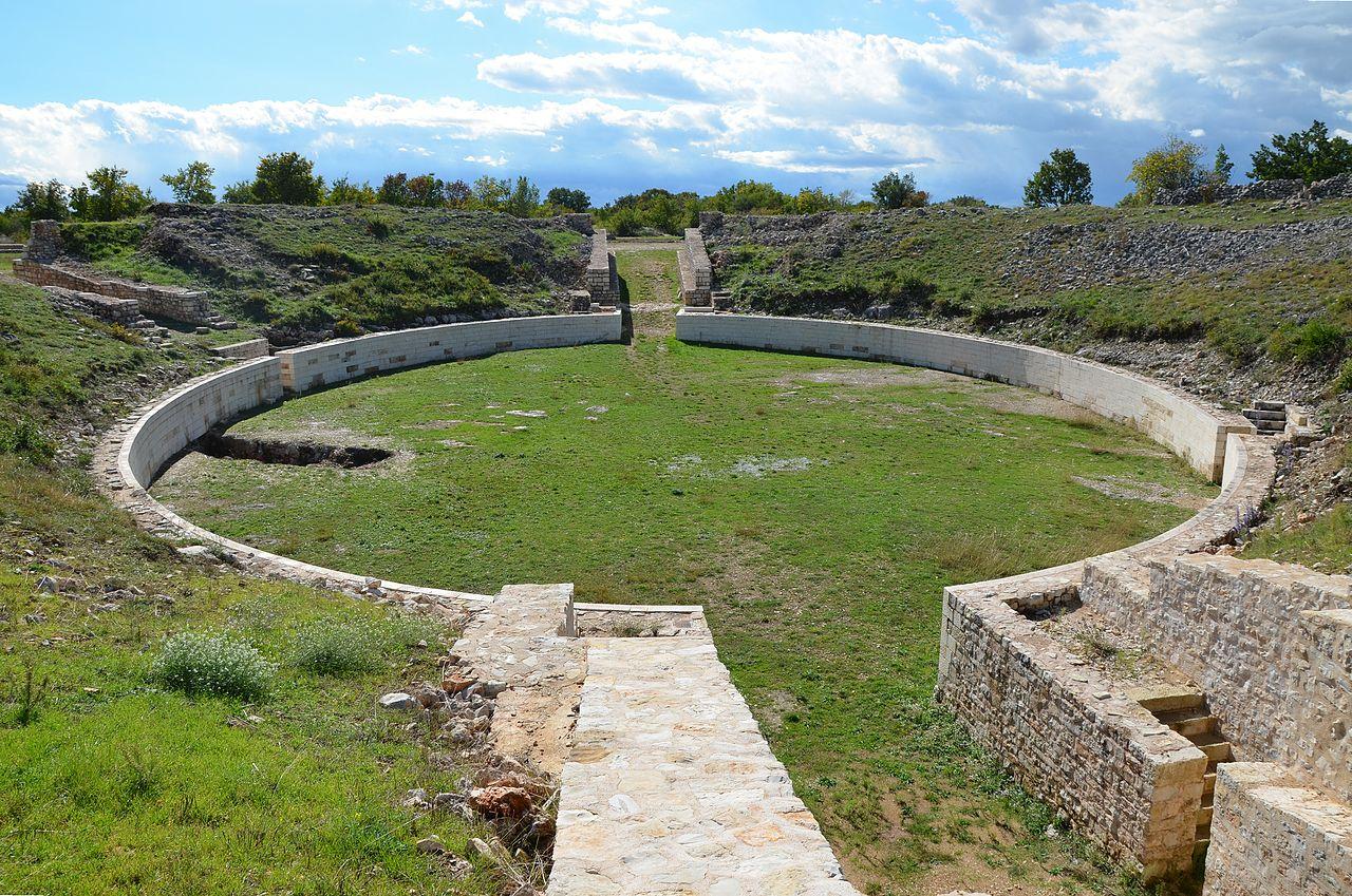 Burnum arena