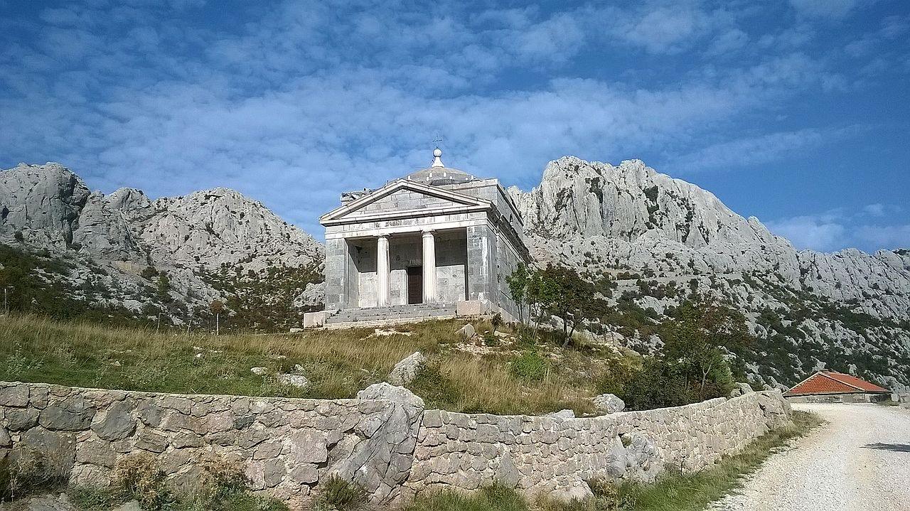 Kerk van Sv. Frane aan de Majstorska Cesta