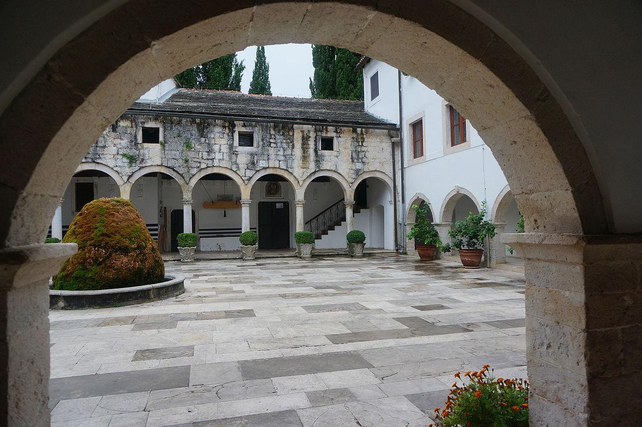 Krka klooster