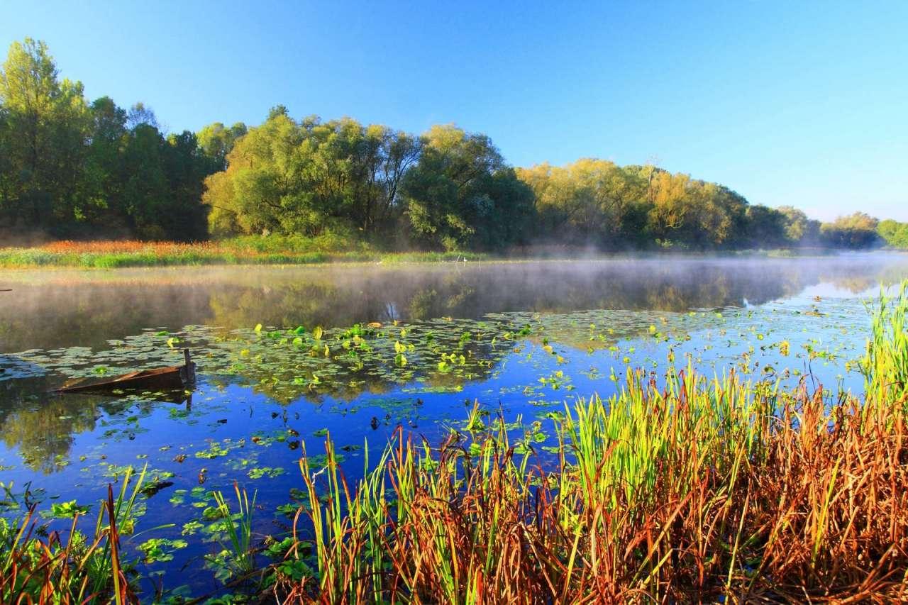 Lonjsko Polje natuurpark